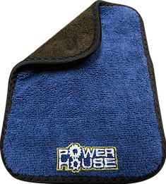 Powerhouse Leather/Microfibre Ball Pad